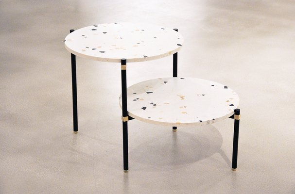 Connector Double Coffee Table From