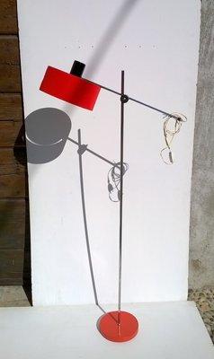 Stiluxanni rossa '60 da terra Lampada di Xn0OP8wk