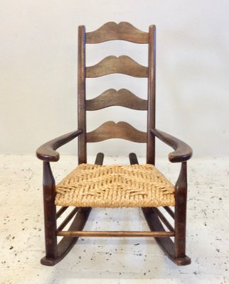 Swell Vintage Rocking Chair Beatyapartments Chair Design Images Beatyapartmentscom