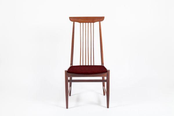 Sedie vintage con schienale alto personalizzabili in vendita su pamono