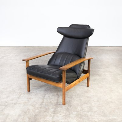 Cool Lounge Chair By Sven Ivar Dysthe For Dokka 1960S Ibusinesslaw Wood Chair Design Ideas Ibusinesslaworg