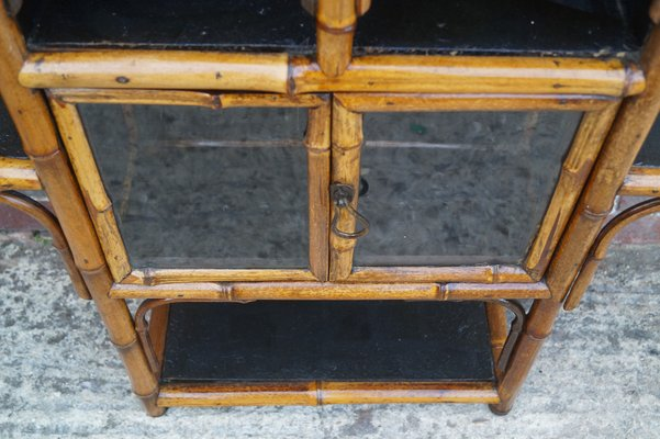 Antique Wall Cabinet 3 - Antique Wall Cabinet For Sale At Pamono