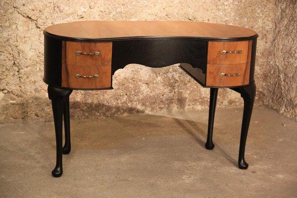 Scrittoio in legno di noce, anni \'60 in vendita su Pamono