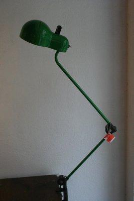 Vintage Topo Clamp Desk Lamp By Joe Colombo For Stilnovo