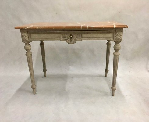 Antique Gustavian Console Table For Sale At Pamono