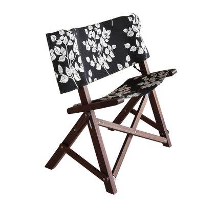 Amazing Dino Walnut Cotton Chair By Tonuccidesign For Tonucci Manifestodesign Dailytribune Chair Design For Home Dailytribuneorg