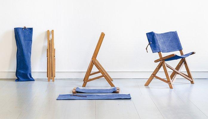 Surprising Dino Walnut Cotton Chair By Tonuccidesign For Tonucci Manifestodesign Dailytribune Chair Design For Home Dailytribuneorg