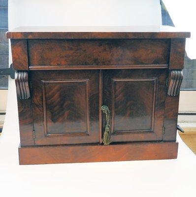 Gentil Small Antique Mahogany Cabinet
