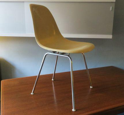Sedia DSX di Charles Eames per Herman Miller, anni \'50