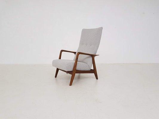 Fabulous Recliner Lounge Chair By Folke Ohlsson For Dux 1960S Short Links Chair Design For Home Short Linksinfo