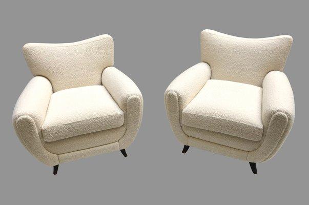 Vintage Armchairs From Dedar Milano, Set Of 2 1