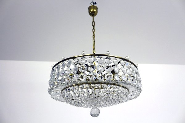 7bab41007b238e Vintage Viennese Crystal Chandelier with Swarovski Crystals for sale ...