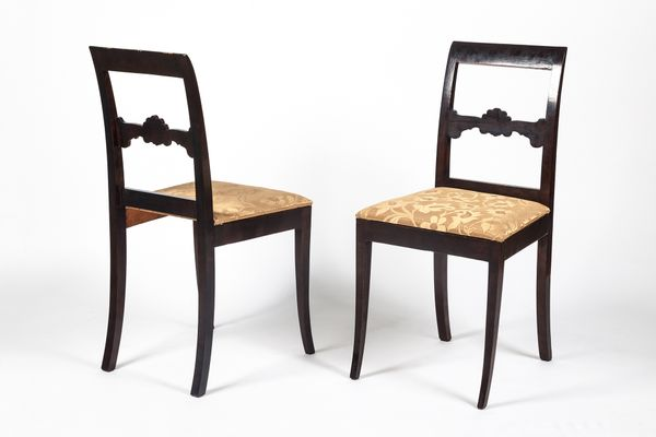 Customizable Antique Dining Chairs, Set of 4 23 - Customizable Antique Dining Chairs, Set Of 4 For Sale At Pamono
