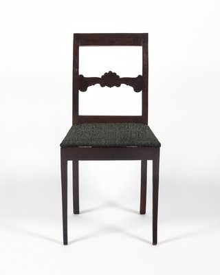 Customizable Antique Dining Chairs Set Of 4 1
