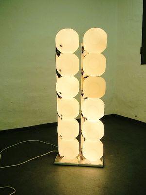 Kugel Stehlampen Von Luci 1960er 2er Set Bei Pamono Kaufen