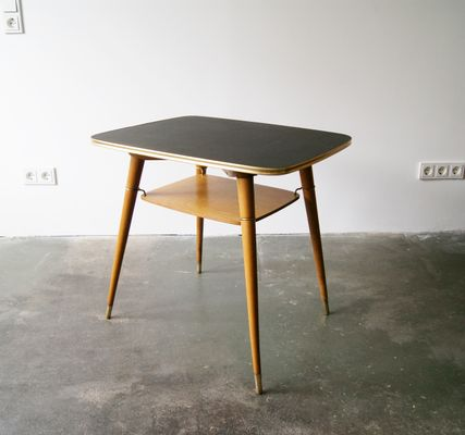 Attirant Small Table With Rotatable Top From Carlon, 1950s 2