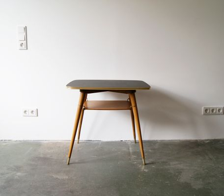 Small Table With Rotatable Top From Carlon, 1950s 1
