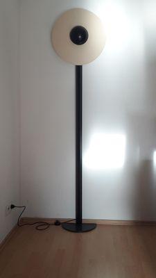 Lámpara 80 Y Pie RelojAños De Italiana WEHI2bD9eY