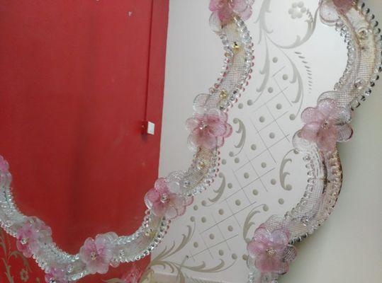 Spiegel aus muranoglas er bei pamono kaufen