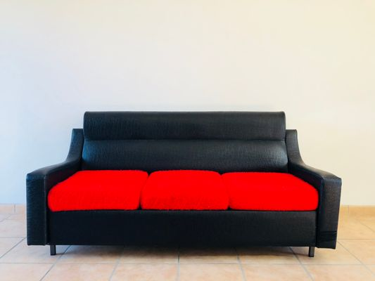 Vintage Convertible Sofa, 1970s for sale at Pamono
