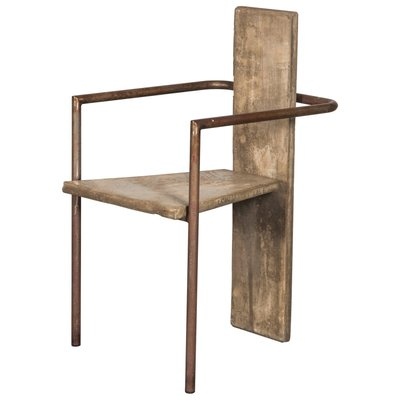 Concrete Chair By Jonas Bohlin For Kallemo 1981 The Exceptional