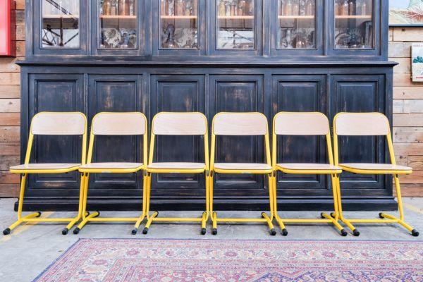 Sedie In Metallo Vintage : Shabby chic metallo vintage mobili da giardino tavolo e sedie
