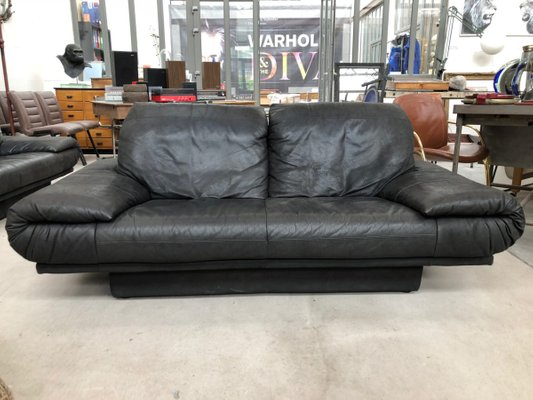 Vintage 2 Seater Sofa From Rolf Benz