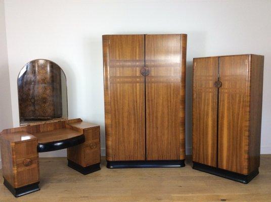 Camere Da Letto Art Deco : Set art deco da camera da letto anni in vendita su pamono