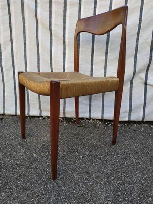 Skandinavischer Stuhl skandinavischer stuhl, 1960er bei pamono kaufen