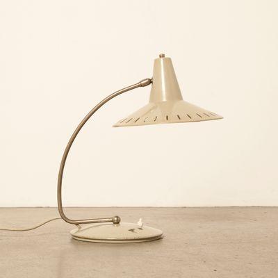 Grey Sun Series Desk Lamp By J J M Hoogervorst For Anvia 1950s