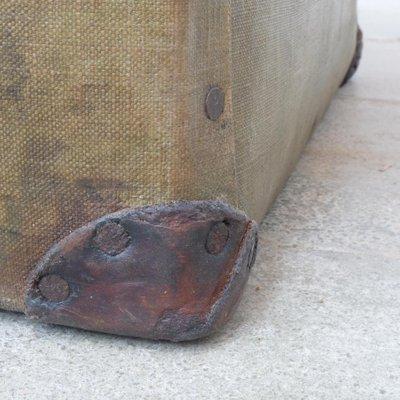 Antique British Army Suitcase
