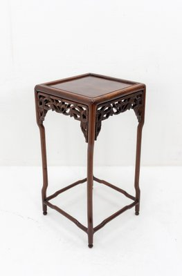 Chinese Side Table.Antique Chinese Rosewood Side Table For Sale At Pamono