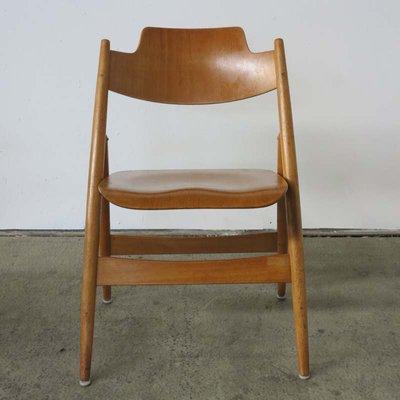 Chaises Pliantes Vintage Par Egon Eiermann Pour Wilde Spieth Set De 2 1