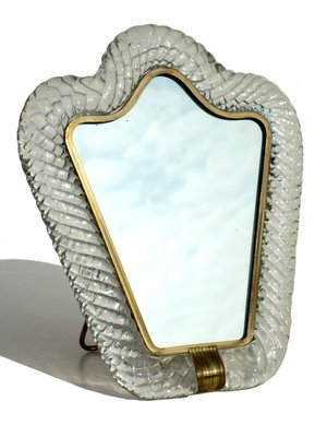 Torchon Murano Gl Picture Frame From