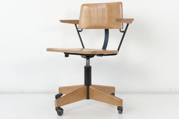 Sedia da ufficio su ruote di stoll giroflex in vendita su pamono