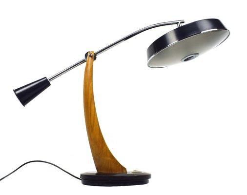 Lampada da scrivania president pendulum vintage color tartaruga di