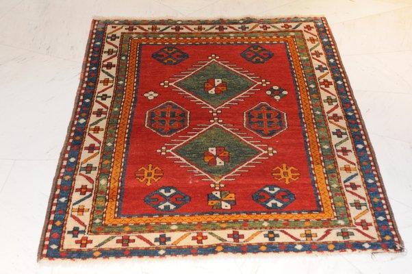 Antique Fachralo Kazak Rug for sale at
