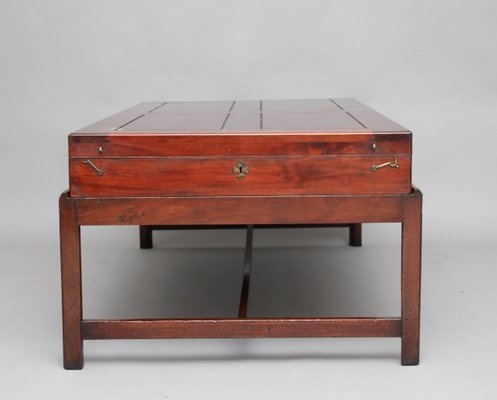 19th Century Mahogany Bagatelle Or Coffee Table 9