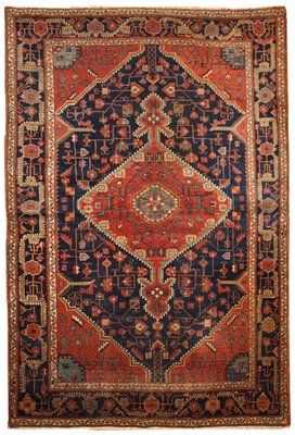 Antique Malayer Rug 1920s For At
