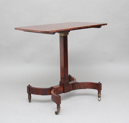 Verstellbarer Tisch Aus Palisander 19 Jh Bei Pamono Kaufen