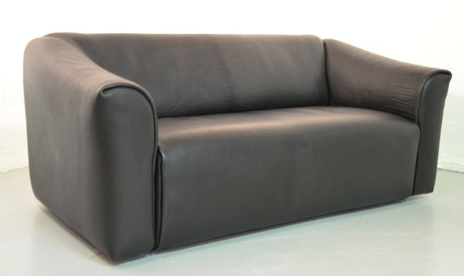 Astonishing Vintage Leather Ds 47 Sofas From De Sede Set Of 2 Creativecarmelina Interior Chair Design Creativecarmelinacom