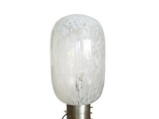 Lampade In Vetro Di Murano : Lampada in vetro di murano bianco italia anni 60 in vendita su pamono