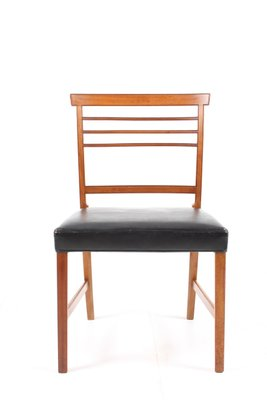 45b9f824d0c3 Dining Chairs by Ole Wanscher for A.J. Iversen