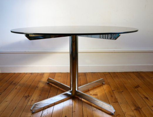 Dining Table By Florence Knoll For Roche Bobois 1970s 1