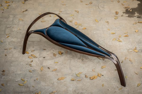 f7454c7880f4 Chaise Longue Vrksa I par Raka Studio en vente sur Pamono