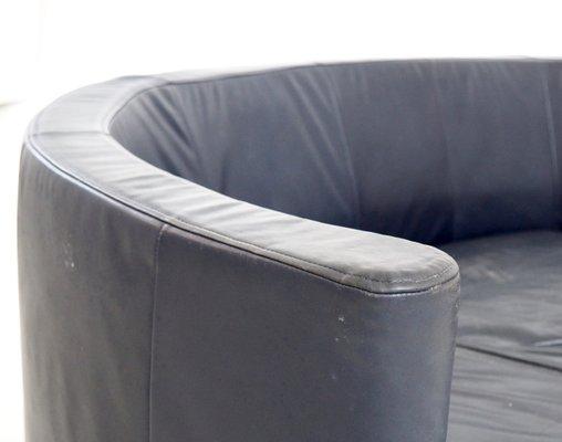 Canapé Vintage en Cuir de Rolf Benz