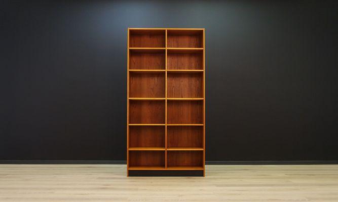 Vintage Teak Bookcase 1