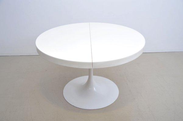Grosser Ausziehbarer Tisch Mit Tulpenfuss Von Cor Bei Pamono Kaufen