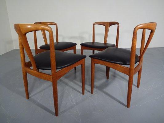 Juliane Esszimmerstühle Für Aus Johannes Set Andersen Von Møbelfabrik1960er4er Teak Uldum nk0w8OP