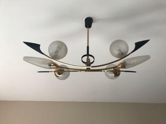 Lampade Da Soffitto Di Design : Lampada da soffitto di arlus anni in vendita su pamono